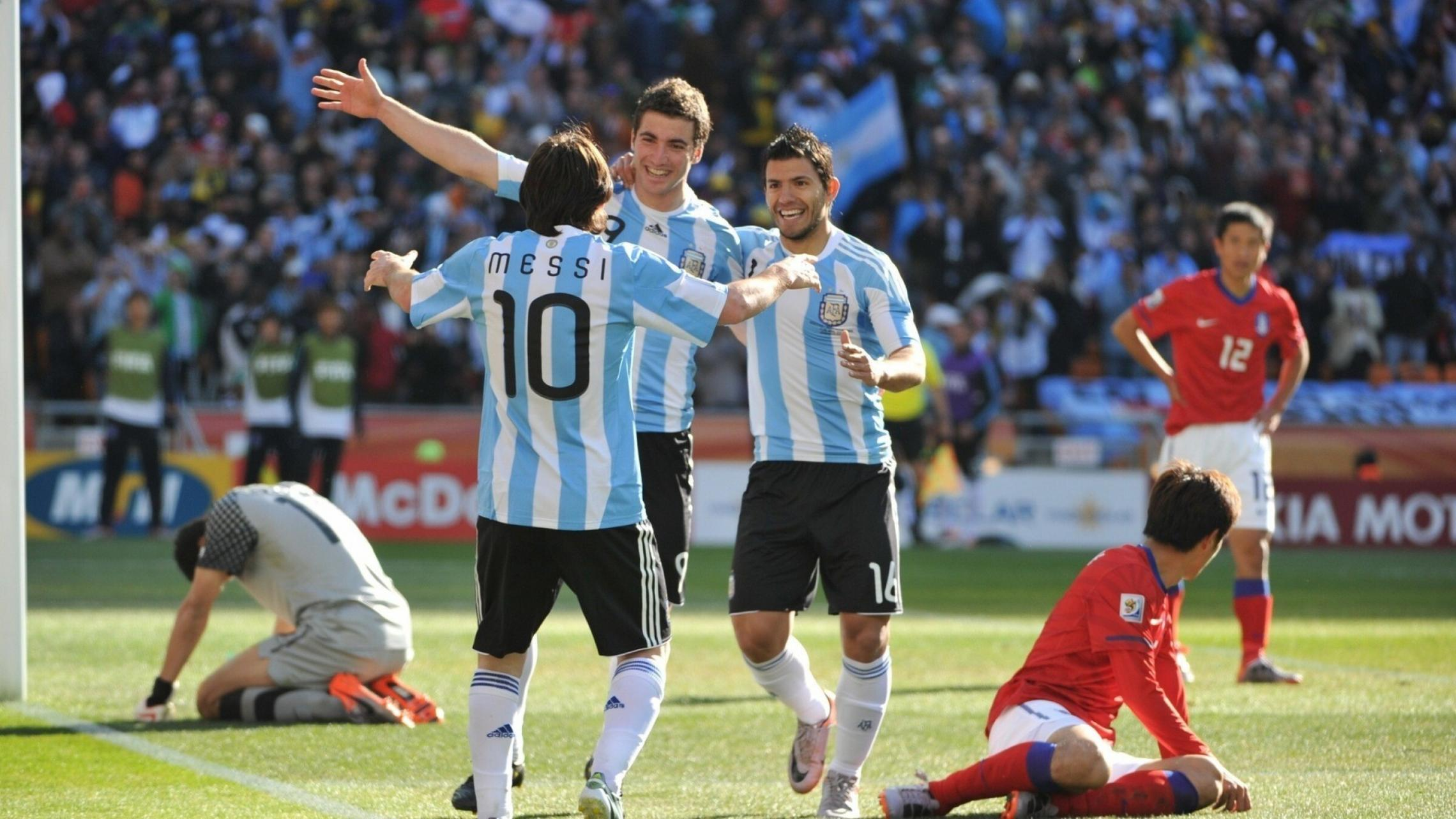 Argentina Soccer Messi Photos   HD Wallpapers